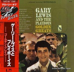 ゲーリー・ルイスとプレイボーイズ - ゴールデン・グレイツ - GXC-65