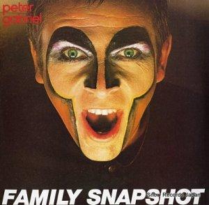 ピーター・ガブリエル - family snapshot - PG0083