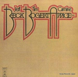 ベック・ボガート&アピス - beck, bogert & appice - ECPN-37