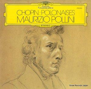 マウリツィオ・ポリーニ - chopin; polonaises - 2530659