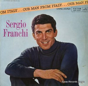 セルジオ・フランキー - セルジオ・フランキー・イタリアの思い出 - SHP-2220