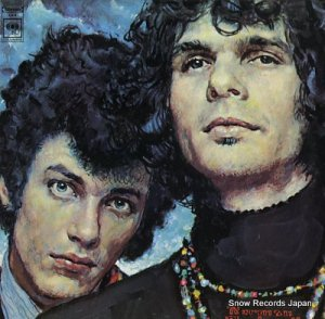 マイク・ブルームフィールド&アル・クーパー - the live adventures of mike bloomfield and al kooper - CG6
