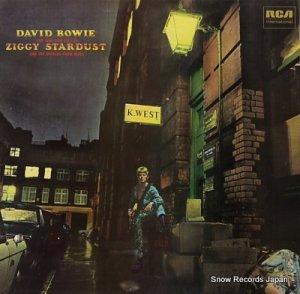 デビッド・ボウイ - the rise and fall of ziggy stardust and the spiders from mars - INTS5063