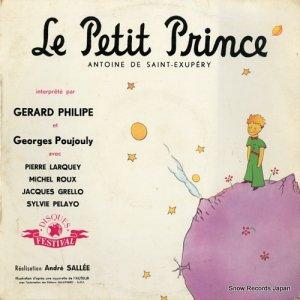 ジェラール・フィリップ - le petit prince - FLD22