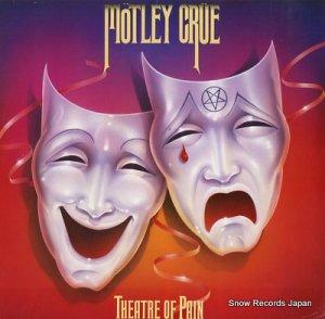モトリー・クルー - theatre of pain - 960418-1