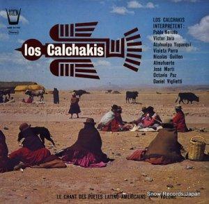 ロス・カルチャキス - vol.10 - ARN34450