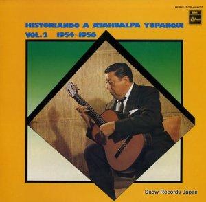 アタワルパ・ユパンキ - ユパンキ傑作大全集第二巻1954−1956 - EOS-60032