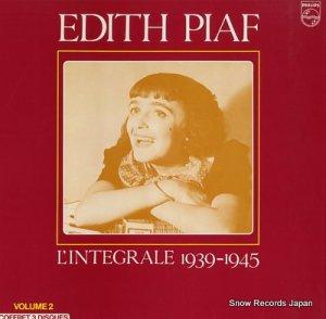 エディット・ピアフ - l'integrale 1939-1945 - 6685157