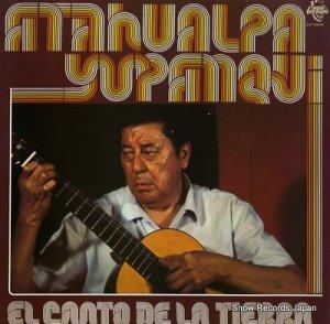 アタワルパ・ユパンキ - el canto de la tierra - ESP155541