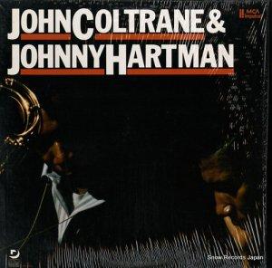 ジョン・コルトレーン&ジョニー・ハートマン - john coltrane & johnny hartman - MCA-5661