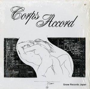 CORPS ACCORD - corps accord - MFA-3203