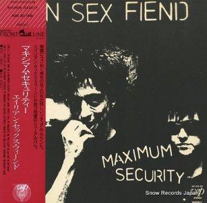 エイリアン・セックス・フィーンド - マキシマム・セキュリティー - 35152-25