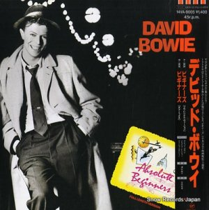 デビッド・ボウイ - ビギナーズ - 14VA-9005