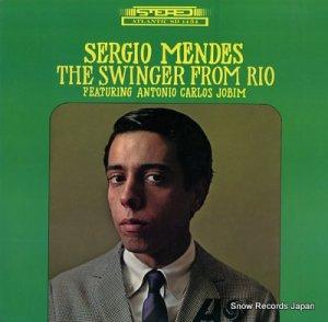 セルジオ・メンデス - the swinger from rio featuring antonio carlos jobim - SD1434
