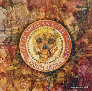 アース・オペラ - the great american eagle tragedy - ED215