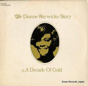 ディオンヌ・ワーウィック - the dionne warwicke story a decade of gold - SPS2-596
