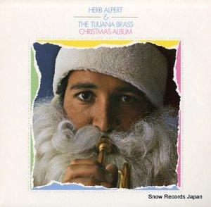 ハーブ・アルパートとティファナ・ブラス - christmas album - SP3113