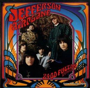 ジェファーソン・エアプレイン - 2400 fulton street - 5724-1-R