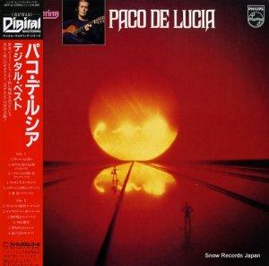 パコ・デ・ルシア - パコ・デ・ルシア・デジタル・ベスト - 28PP-53