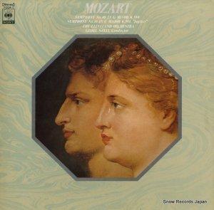 ジョージ・セル - モーツァルト:交響曲第40番、第41番「ジュピター」 - FCCA-1