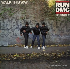 ラン・ディーエムシー - walk this way - PRO-7112