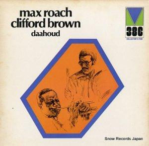 クリフォード・ブラウンとマックス・ローチ - daahoud - MRL386