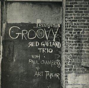 レッド・ガーランド - groovy - OJC-061