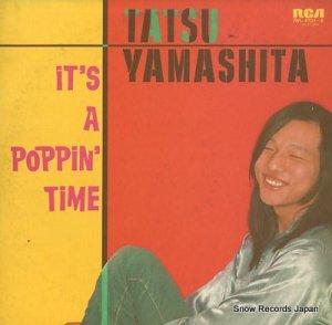 山下達郎 - it's a poppin' time - RVL-4701-2