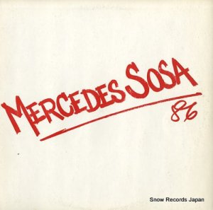 メルセデス・ソーサ - '86 - 24270 / 830450-1