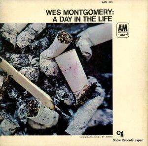 ウェス・モンゴメリー - ア・デイ・イン・ザ・ライフ - AML301