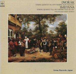 ジュリアード弦楽四重奏団 - ドヴォルザーク:弦楽四重奏曲第6番「アメリカ」 - FCCA778