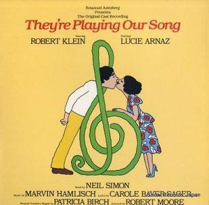 オリジナル・キャスト・レコーディング - they're playing our song - NBLP7141