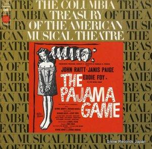 ブロードウェイ・オリジナル・キャスト - the pajama game - JS32606