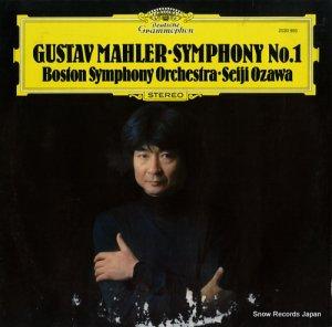 小沢征爾 - mahler; symphony no.1