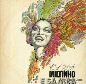 エルザ・ミルチーニョ&エルザ・ソアレス - elza, miltinho e samba - 31C034422522