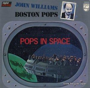 ジョン・ウィリアムス/ボストン・ポップス - pops in space - 9500921