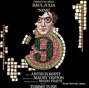 マウリ・イエストン - nine - the musical - JS38325