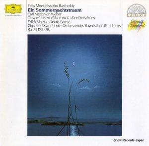 ラファエル・クーベリック - mendelssohn; a midsummer night's dream - 415840-1