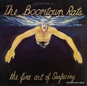 ブームタウン・ラッツ - the fine art of surfacing - JC36248