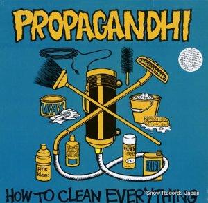 プロパガンディ - how to clean everything - FAT506-1