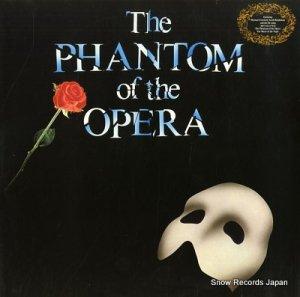 オリジナル・ロンドン・キャスト - the phantom of the opera - 831273-1