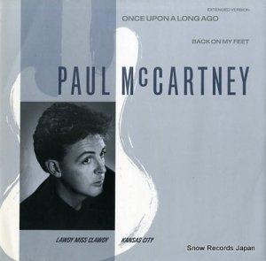 ポール・マッカートニー - once upon a long ago - 12RX6170