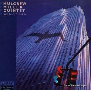 マルグリュ-・ミラー・クインテット - wingspan - LLP-1515