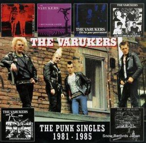 ザ・ヴァルカーズ - the punk singles 1981-1985 - AHOYLP517