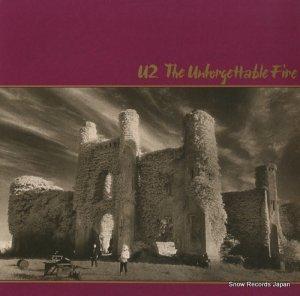 U2 - the unforgettable fire - U25