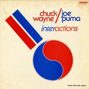 チャック・ウェイン&ジョー・ピューマ - interactions - CRS1004