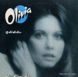 オリビア・ニュートン・ジョン - let me be there - MCA-389