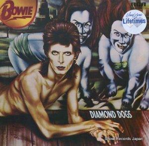 デヴィッド・ボウイ - diamond dogs - INTS5068