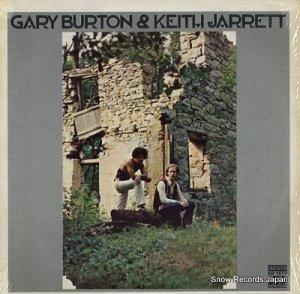 ゲイリー・バートン&キース・ジャレット - gary burton & keith jarrett - SD1577