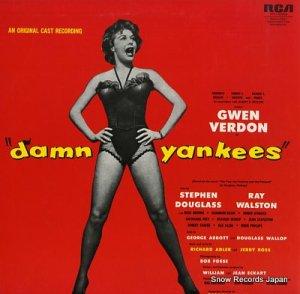 オリジナル・キャスト・レコーディング - damn yankees - AYL1-3948(E)